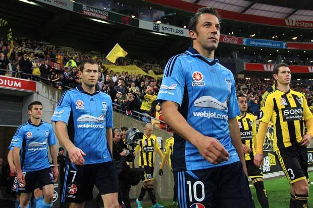 Alessandro Del Piero Sydney FC