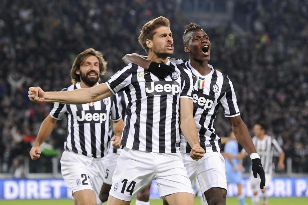 llorente Juventus Napoli