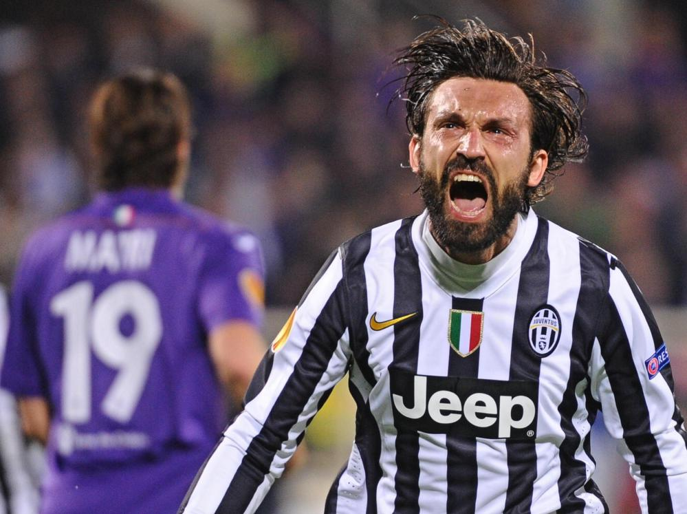 pirlo europa league