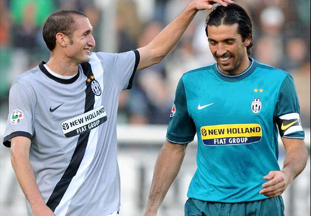 chiellini buffon