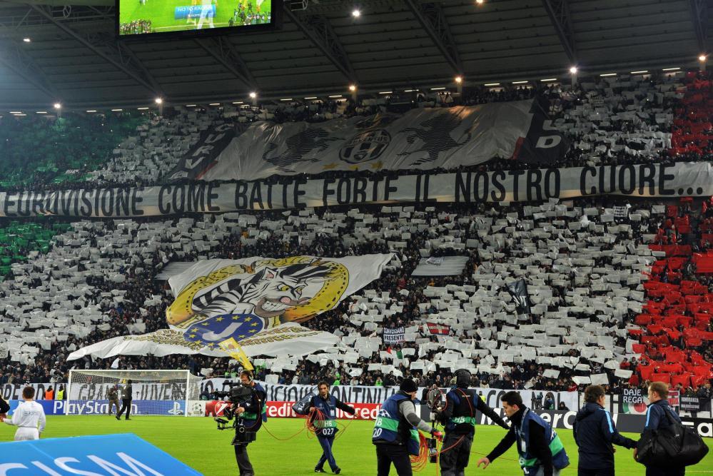 Champions League Juventus Atletico Madrid