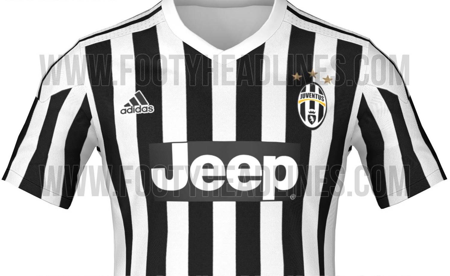 maglia Juve 2015/2016