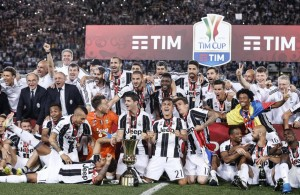 Milan-Juventus coppa italia