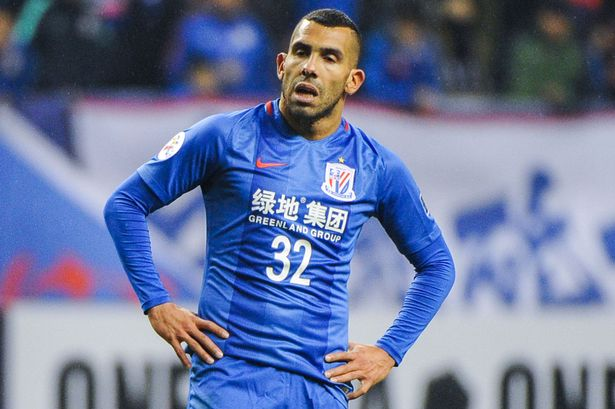 tevez-Shanghai-China