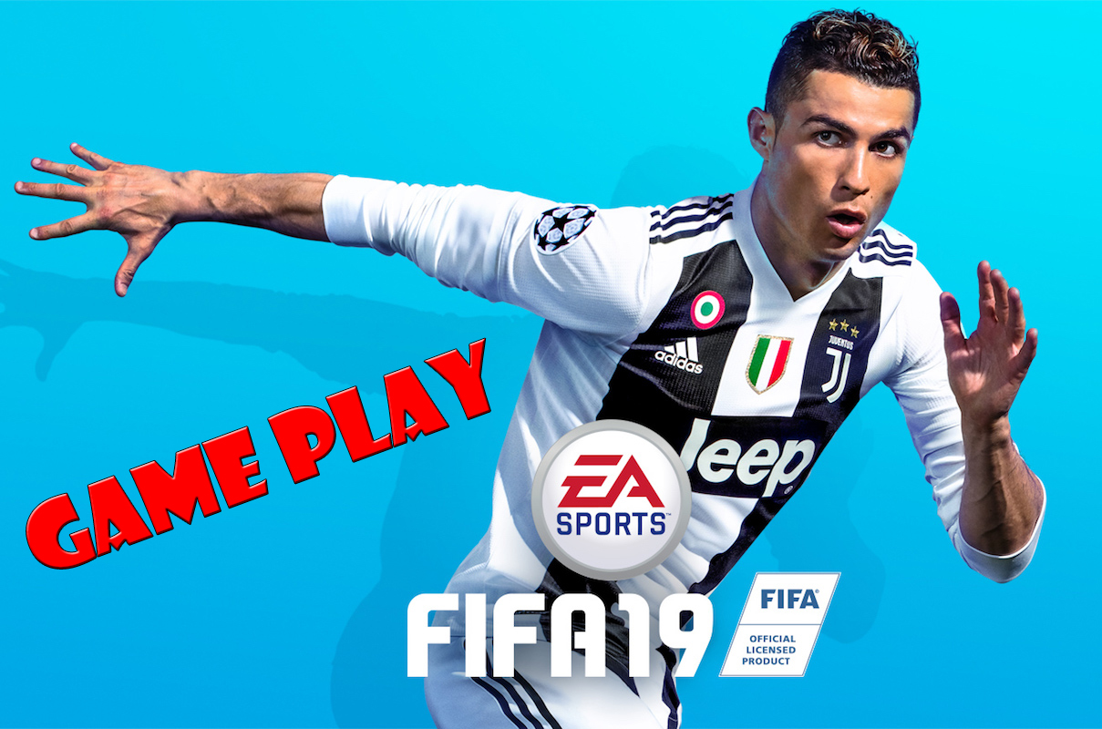 FIFA 19 game play