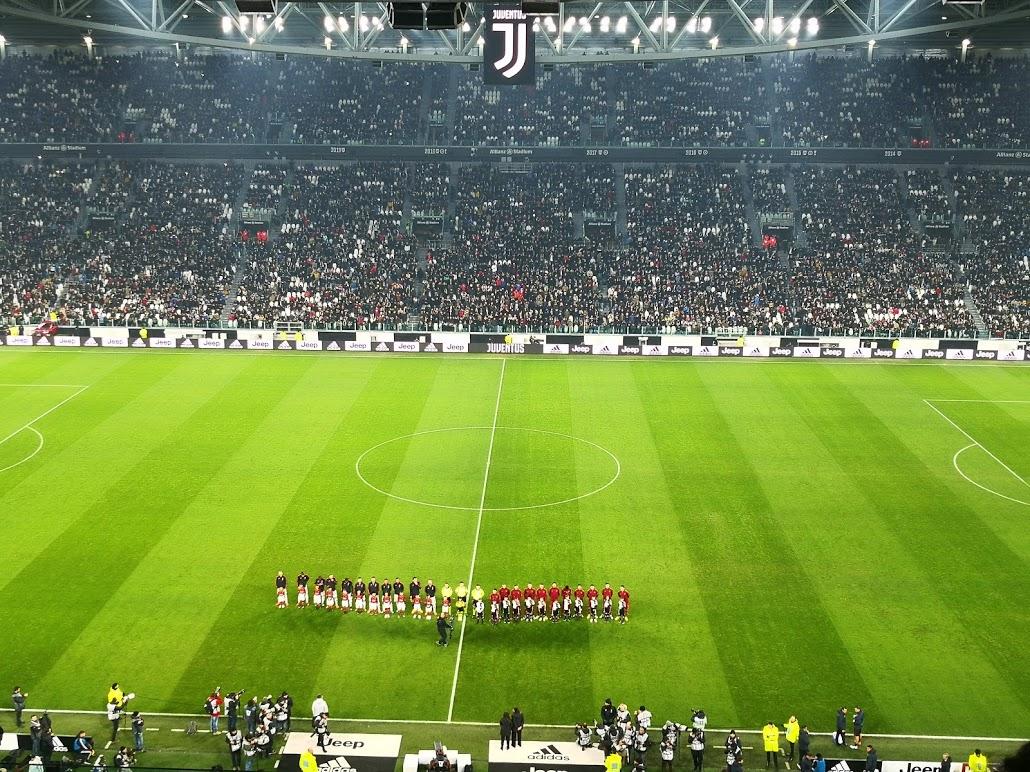 allianz stadium tim cup