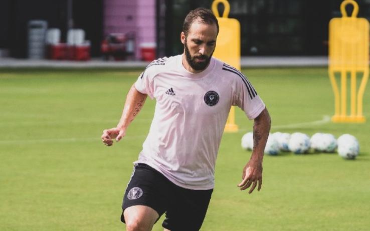 Higuain Inter Miami