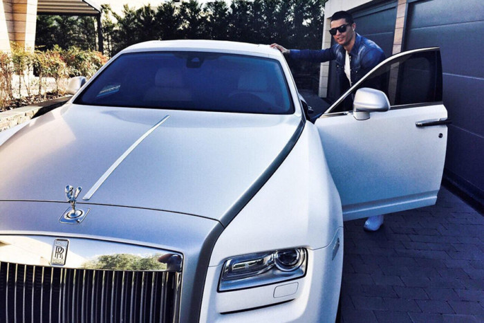 Cristiano-Ronaldo-Rolls-Royce